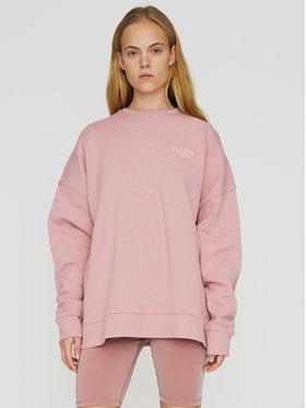 ROTATE ROTATE Sweatshirt Iris RT467 Rosa Oversize
