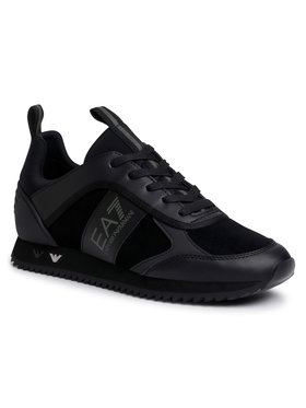 EA7 Emporio Armani EA7 Emporio Armani Sneakers X8X027 XK173 N526 Nero