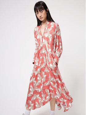 Hugo Hugo Kleid für den Alltag Kaflore 50447168 Rosa Regular Fit