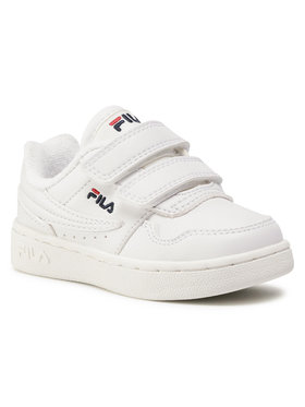 Fila Fila Sneakers Arcade Velcro Infants 1011078.1FG Alb