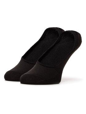 Converse Converse Súprava 2 párov krátkych pánskych ponožiek E749B-2020 Čierna