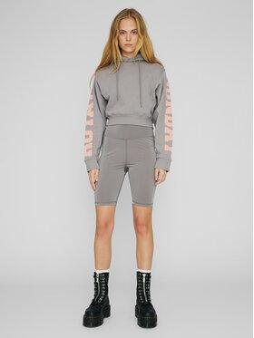 ROTATE ROTATE Sportske kratke hlače Kamelia RT499 Siva Slim Fit