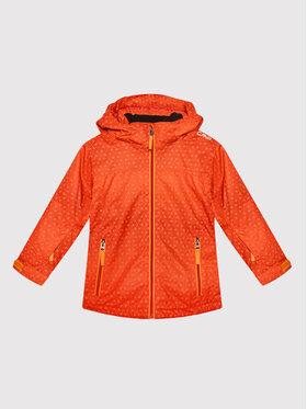 CMP CMP Kurtka outdoor 39W2085 Pomarańczowy Regular Fit