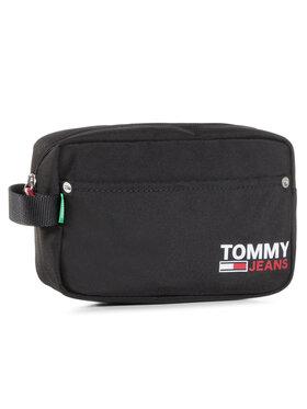 Tommy Jeans Tommy Jeans Kosmetiktasche Tjm Washbag AM0AM06435 Schwarz