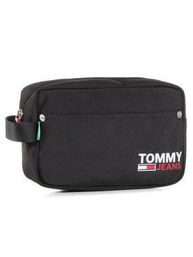 Tommy Jeans Tommy Jeans Несесер Tjm Washbag AM0AM06435 Черен