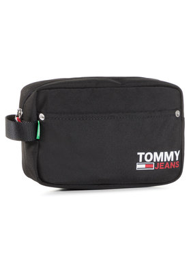 Tommy Jeans Tommy Jeans Pochette per cosmetici Tjm Washbag AM0AM06435 Nero