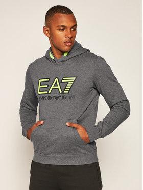 EA7 Emporio Armani EA7 Emporio Armani Sweatshirt 6HPM62 PJ05Z 3925 Grau Regular Fit