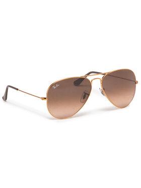 Ray-Ban Ray-Ban Sluneční brýle Aviator Large Metal 0RB3025 Hnědá