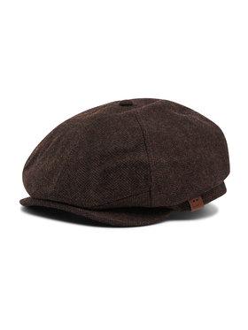 Barts Barts Flat cap Jamaica Cap 21293092 Hnedá