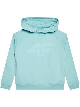 4F 4F Суитшърт HJL21-JBLD002B Зелен Regular Fit