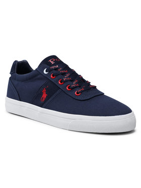 Polo Ralph Lauren Polo Ralph Lauren Sneakers aus Stoff Hanford 816829677003 Dunkelblau