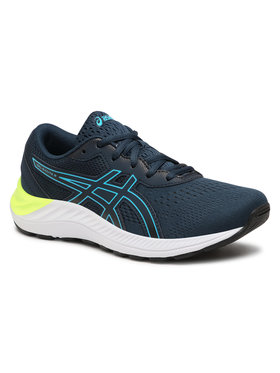 Asics Asics Buty Gel-Excite 8 GS 1014A201 Granatowy
