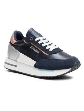 Napapijri Napapijri Sneakersy Hazel NP0A4FKU1 Tmavomodrá