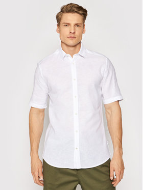 Only & Sons Only & Sons Košeľa Caiden 22009885 Biela Slim Fit