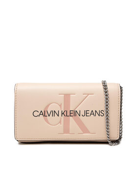 Calvin Klein Jeans Calvin Klein Jeans Geantă Sculpted Mono Phone Xbody K60K608398 Bej
