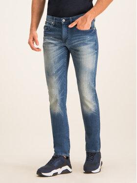 Armani Exchange Armani Exchange Jeans 6GZJ13 Z1KNZ 1500 Blu scuro Slim Fit