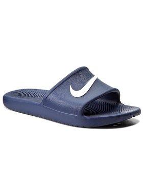 Nike Nike Mules / sandales de bain Kawa Shower 832528 400 Bleu marine