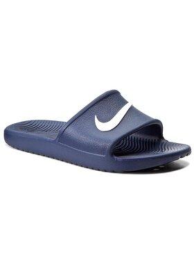 Nike Nike Pantoletten Kawa Shower 832528 400 Dunkelblau