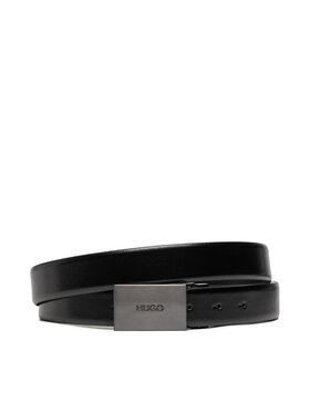 Hugo Hugo Мъжки колан Grory Bg 50419074 Черен