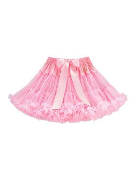 LaVashka LaVashka Sukňa 15-B Ružová Regular Fit