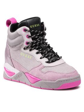 Guess Guess Sneakersy FL8DEN ESU12 Szary