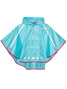 Playshoes Playshoes Яке за дъжд 408750 D Син Relaxed Fit