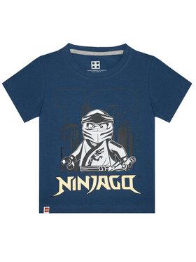 LEGO Wear LEGO Wear T-Shirt 12010211 Dunkelblau Regular Fit
