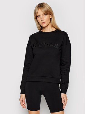 Guess Guess Sweatshirt O1GA01 K68I1 Noir Regular Fit