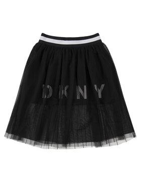 DKNY DKNY Sijonas D33555 M Juoda Regular Fit