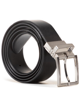 Guess Guess Cintura da uomo Not Coordinated Belts BM7319 LEA35 Nero