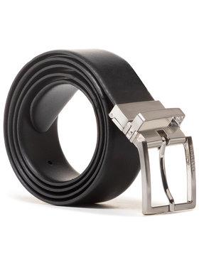 Guess Guess Vyriškas Diržas Not Coordinated Belts BM7319 LEA35 Juoda