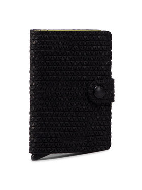 Secrid Secrid Малък мъжки портфейл Miniwallet MD Черен