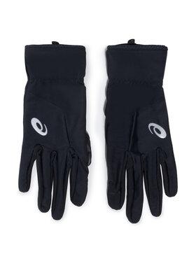 Asics Asics Pánske rukavice Running Gloves 3011A011 Čierna