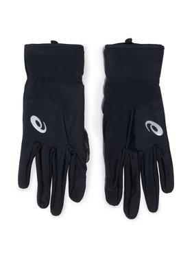 Asics Asics Vyriškos Pirštinės Running Gloves 3011A011 Juoda