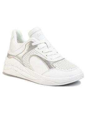 Guess Guess Sneakersy Saucey5 FL6SA5 ELE12 Bílá