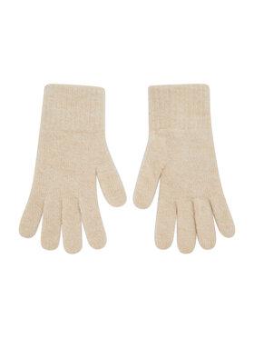 Marella Marella Dámske rukavice Peonia 65660516 Béžová