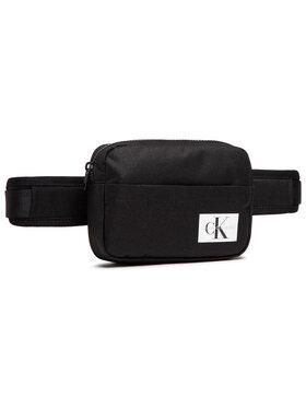 Calvin Klein Jeans Calvin Klein Jeans Marsupio Monogram Badge Waistbag IU0IU00182 Nero