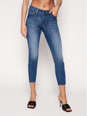 Lee Lee Skinny Fit Jeans Scarlett Cropped L30CPFYO Blau Skinny Fit