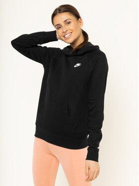 Nike Nike Bluza Essential BV4116 Czarny Standard Fit