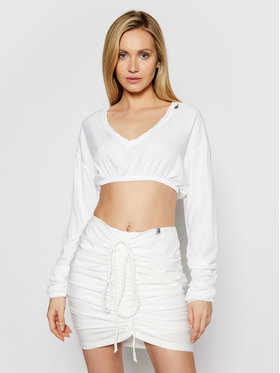 LaBellaMafia LaBellaMafia Majica 21455 Bijela Regular Fit