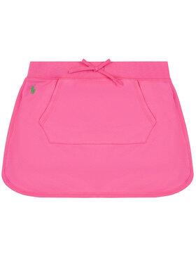 Polo Ralph Lauren Polo Ralph Lauren Sukně Mesh Scoot 313785035 Růžová Regular Fit
