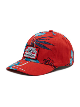 Billabong Billabong Baseball sapka Bud Vacay Snapback Z5CM16BIF1 Piros