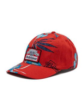 Billabong Billabong Καπέλο Jockey Bud Vacay Snapback Z5CM16BIF1 Κόκκινο