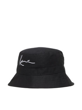 Karl Kani Karl Kani Klobouk Signature Bucket Hat 7015315 Černá