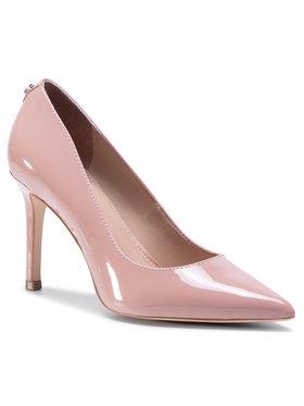 Guess Guess Обувки на ток Dafne2 FL7DA2 PAF08 Розов