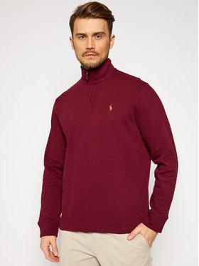 Polo Ralph Lauren Polo Ralph Lauren Sweatshirt Lsl 710671929020 Bordeaux Regular Fit