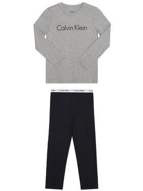 Calvin Klein Calvin Klein Piżama Knit B70B700052 M Kolorowy Regular Fit