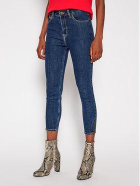 Lee Lee Skinny Fit Jeans Scarlett High L31BMOBJ Dunkelblau Skinny Fit