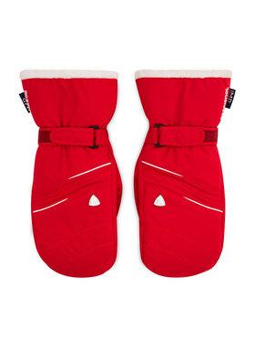 Rossignol Rossignol Γάντια για σκι Saphir Impr M RLJWG04 Κόκκινο