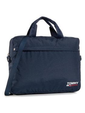 Tommy Jeans Tommy Jeans Nešiojamo kompiuterio krepšys Tjm Campus Boy Computer Bag AM0AM06441 Tamsiai mėlyna